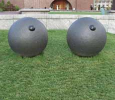 Sculptures in Battery Park City 3