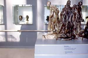 Museum Exhibit Design by Coco Raynes Associates, Inc. in Musee des Beaux Arts, Calais. Picture 10: Museography