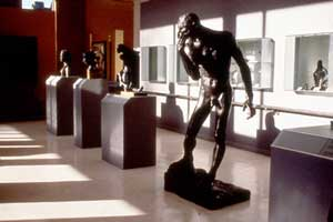 Museum Exhibit Design by Coco Raynes Associates, Inc. in Musee des Beaux Arts, Calais. Picture 4: picture of the exhibit